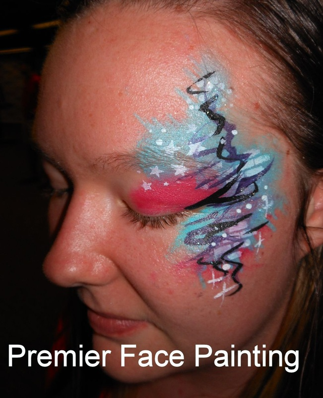 free adult face paint gallery